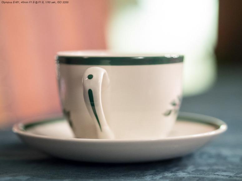 Kaffekopp service jul