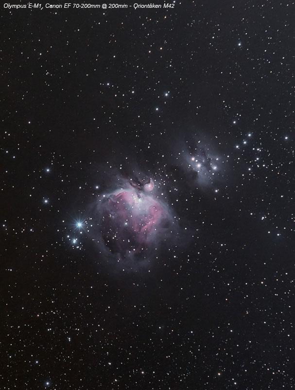Oriontåken M42
