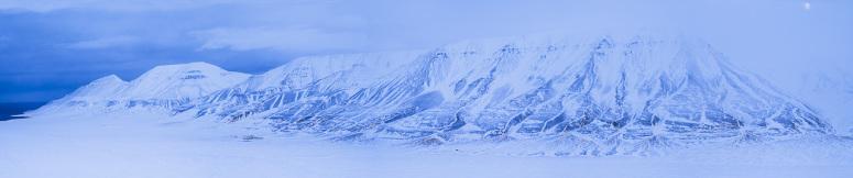 Svalbard hiorthfjellet og operafjellet